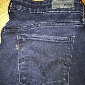 Black Levi's leggings